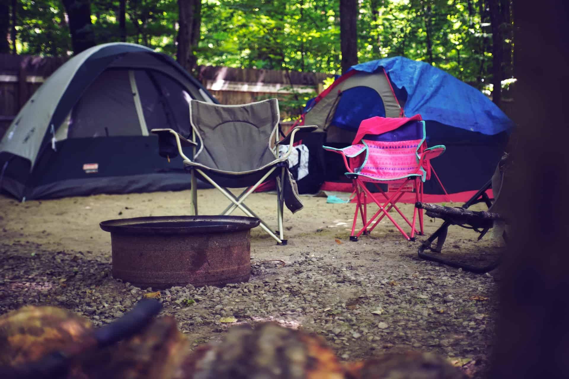 Big Bear Camping