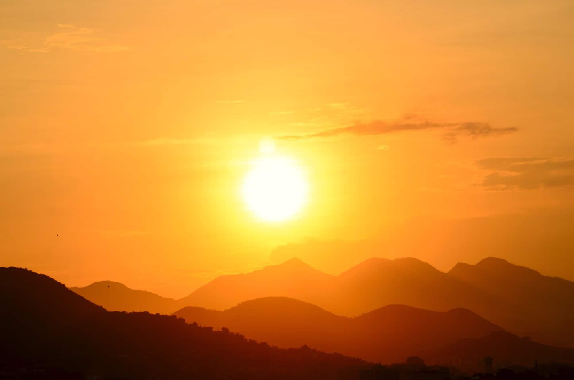 Big Bear Sun