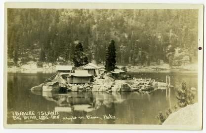 Big Bear's Treasure Island